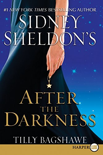 Sidney Sheldon's After the Darkness LP - Sidney Sheldon; Tilly Bagshawe