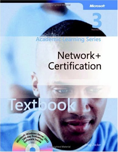 Academic Learning Series: Network+ Certification 3/e - Microsoft Learning