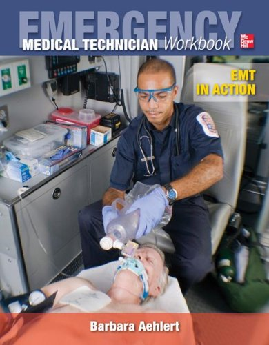 Emergency Medical Technician Workbook Update Edition - Barbara Aehlert