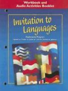 Invitation to Languages Workbook and Audio Activities Booklet: Foreign Language Exploratory Program