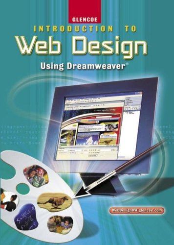 Introduction To Web Design, Using Dreamweaver, Student Edition - McGraw-Hill Education