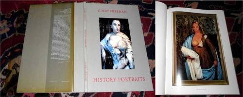 History Portraits. - Cindy Sherman, Text Arthur C. Danto