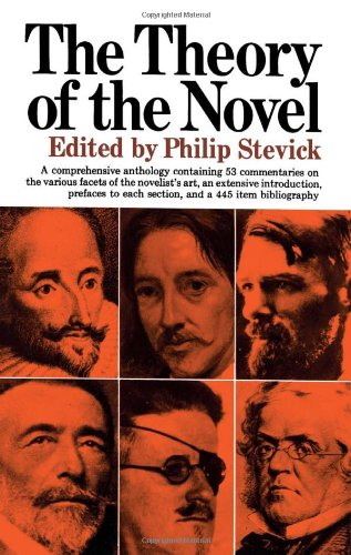 Theory of the Novel - Philip Stevick
