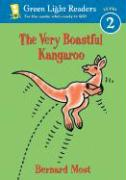 The Very Boastful Kangaroo