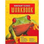 Harcourt Science Workbook, Grade 2