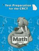 Harcourt Math, Grade 3: Test Preparation for the Georgia CRCT