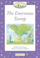 Classic Tales: The Enormous Turnip Big Book: Beginner 1, 100-Word Vocabulary