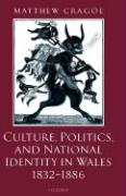 Culture, Politics, and National Identity in Wales 1832-1886 - Cragoe, Matthew