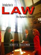 Introduction to Law: Its Dynamic Nature