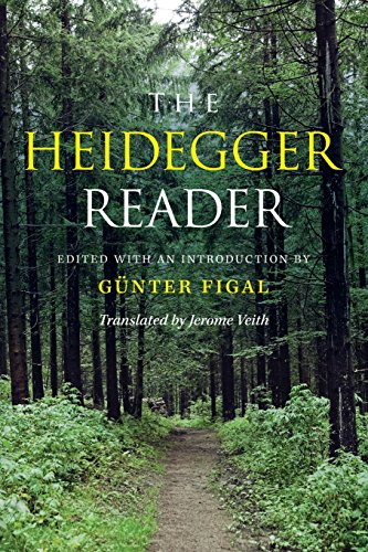 The Heidegger Reader (Studies in Continental Thought) - Günter Figal; Jerome Veith