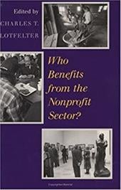 Who Benefits from the Nonprofit Sector?