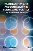 Transparency and Accountability in Science and Politics - Andersson, Kjell
