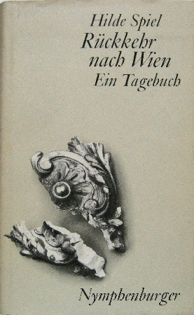 rückkehr nach wien. ein tagebuch 1946