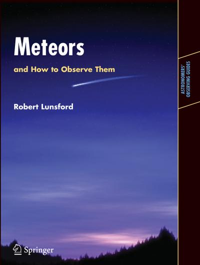 Meteors and How to Observe Them - Robert Lunsford
