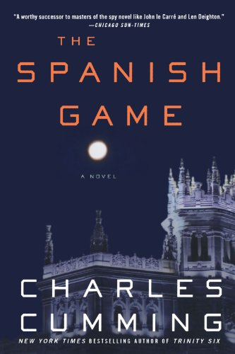 The Spanish Game - Charles Cumming