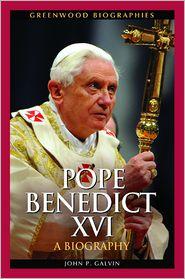 Pope Benedict XVI: A Biography