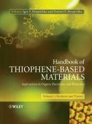 Handbook of Thiophene-Based Materials, 2-Volume Set: Applications in Organic Electronics and Photonics