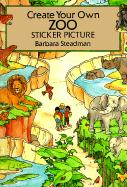 Create Your Own Zoo Sticker Picture - Steadman, Barbara