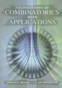Foundations of Combinatorics with Applications