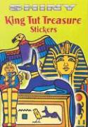 Shiny King Tut Treasure Stickers