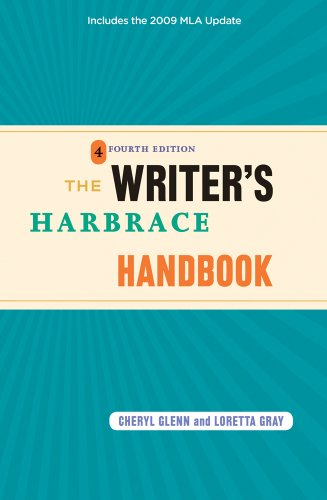The Writer's Harbrace Handbook - Cheryl Glenn; Loretta Gray