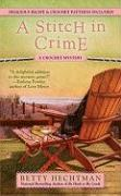 A Stitch in Crime - Hechtman, Betty