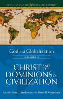 Christ and the Dominions of Civilization