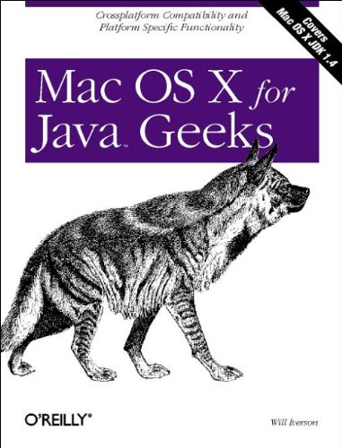 Mac OS X for Java Geeks - Will Iverson