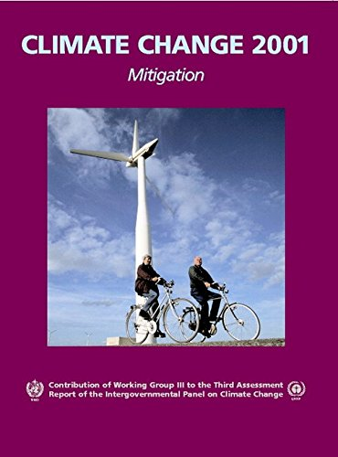 Climate Change 2001: Mitigation: Contribution of Working Group III to the Third Assessment Report of the Intergovernmental Panel on Climate - Bert Metz; Ogunlade Davidson; Rob Swart; Jiahua Pan