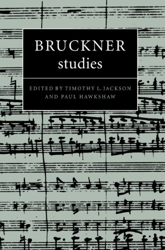 Bruckner Studies (Cambridge Composer Studies) - Timothy L. Jackson; Paul Hawkshaw
