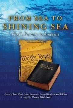 From Sea to Shining Sea Choral Book - Dirigent: Kirkland, Camp / Mitwirkender: Kirkland, Camp