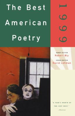 The Best American Poetry 1999 - David Lehman