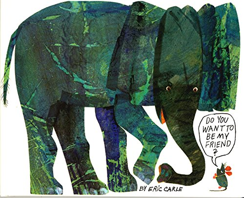 Do You Want to Be My Friend? (World of Eric Carle) - Carle, Eric