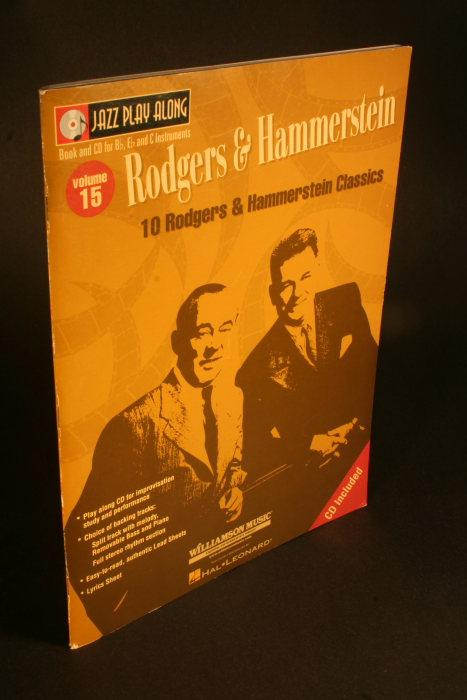 Rodgers and Hammerstein: Jazz Play-Along Series Vol. 15 - Taylor, Mark