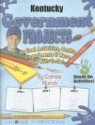 Kentucky Government Projects #4: 30 Cool Activities, Crafts, Experiments & More for Kids to Do! - Marsh, Carole