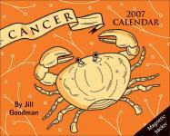 Cancer Calendar: June 21 - July 22 with Magnet(s)