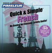 French I, Q&s: Learn to Speak and Understand French with Pimsleur Language Programs