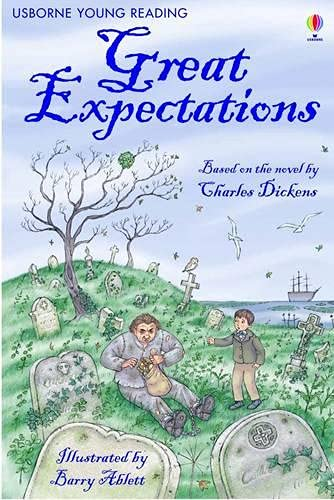 Great Expectations (Young Reading (Series 3)) (Young Reading Series Three) - Lesley Sims, Barry Ablett