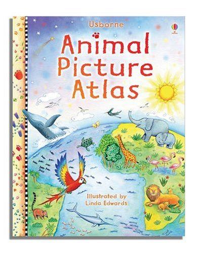 Animal Picture Atlas - Hazel / Edwards, Linda (Illustrator) Maskell