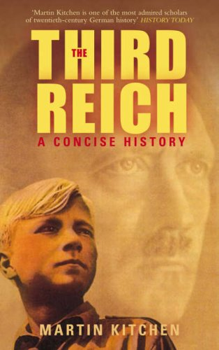 The Third Reich: A Concise History - Martin Kitchen