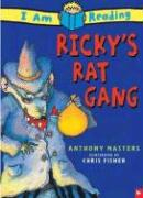 I Am Reading Ricky's Rat - Masters, Anthony; Fisher, Chris