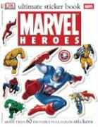 Marvel Heroes [With More Than 60 Reusable Full-Color Stickers]