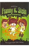 The Fran That Time Forgot (Franny K. Stein, Mad Scientist (Pb)) - Jim Benton