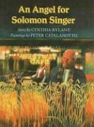 An Angel for Solomon Singer - Rylant, Cynthia