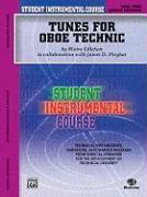 Student Instrumental Course Tunes for Oboe Technic: Level III