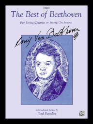The Best of Beethoven: Cello