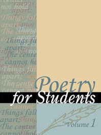 Poetry for Students, Vol. 2 - Marie Rose Napierkowski