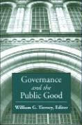 Governance and the Public Good