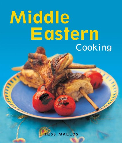 Middle Eastern Cooking (Cooking (Periplus)) - Mallos, Tess