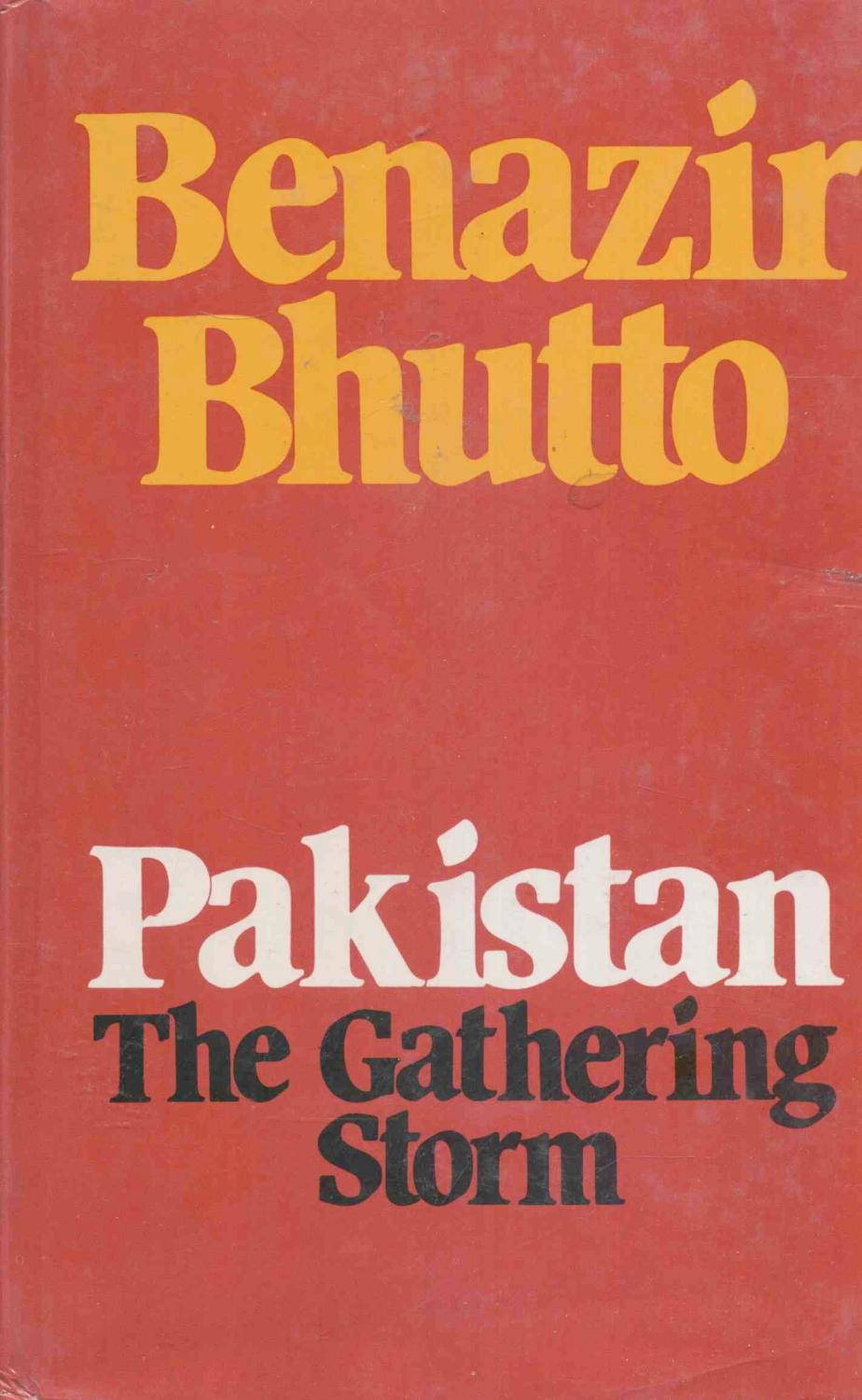 Pakistan: The gathering storm